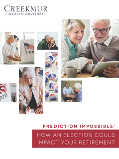 Prediction Impossible How an Election Could Impact Your Retirement  thumb cvr